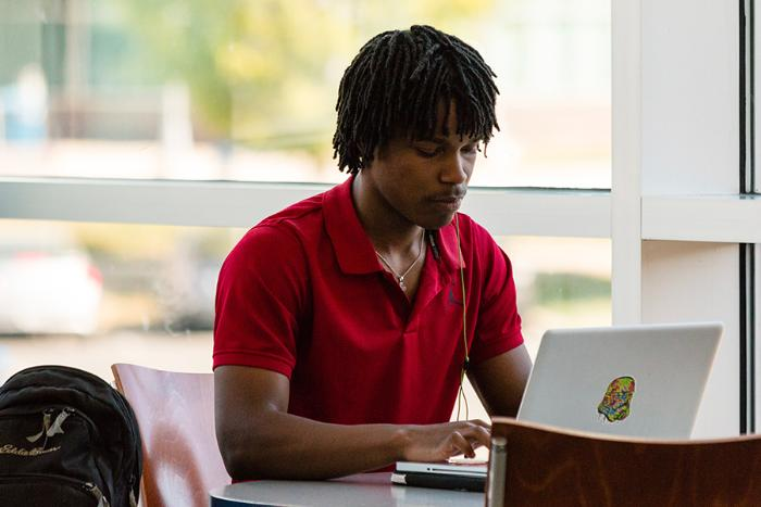 Prince George's Community College offers 10 degrees, four certificate programs, and more than 300 online courses that can be completed online.